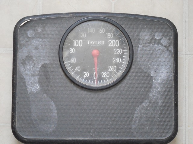 stopy na váze
