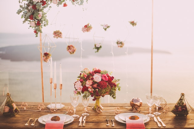 svadobná hostina