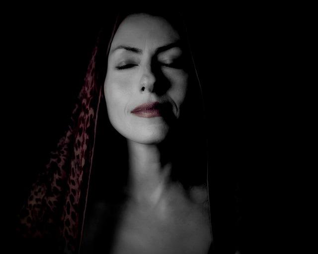 Mystická žena